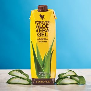 Forever Aloe Vera Gel - Miąższ, aloes do picia